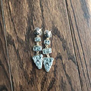 Granite sugar fix earrings